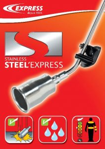 L'argumentaire des chalumeaux Stainless Steel Express