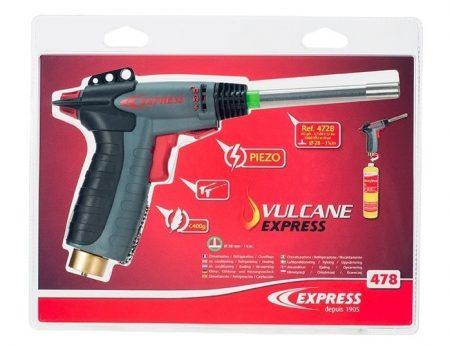 Chalumeau professionnel Vulcane Express Réf. 478 sous blister