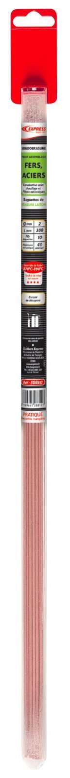 Baguettes de Brasure Réf. 508812