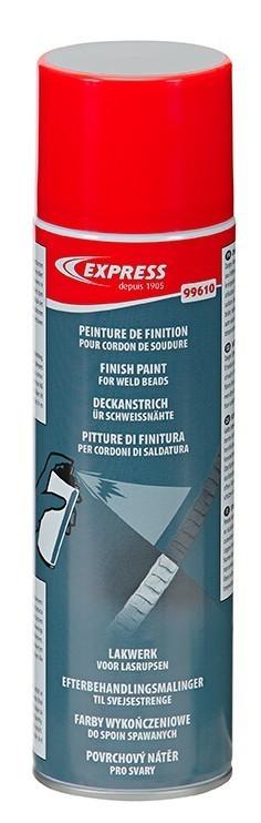 Peinture de finition bleu pour cordon de soudure Réf. 99610