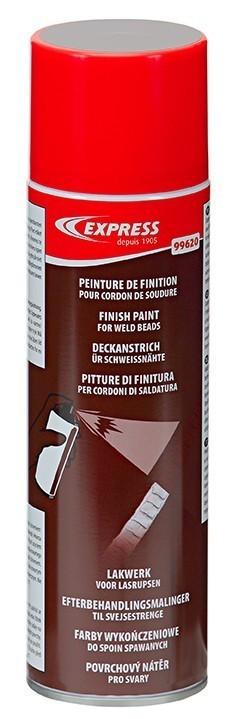 Peinture de finition rouge pour cordon de soudure Réf. 99620