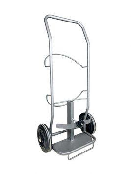 Chariot métal Réf. 2950 pour poste oxyacétylènique Koro