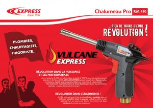 Argumentaire Vulcane Express FR