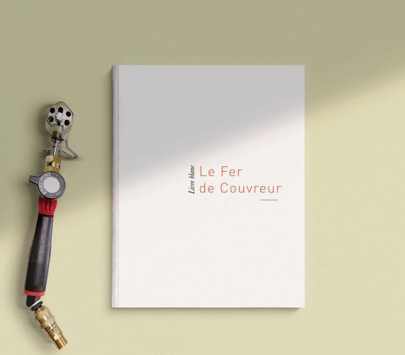 Le premier livre blanc sur le fer de couvreur by Express