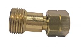 "Adaptor Adaptor 3/8"" SHELL female Cat. No. 909"